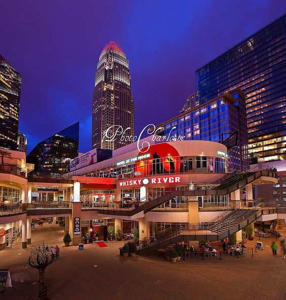 Fine Dining Restaurants In Uptown Charlotte Nc