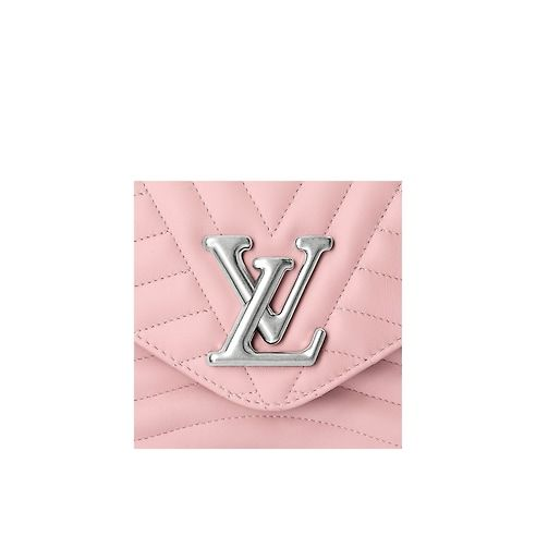 New Wave Chain Bag Mm Louis Vuitton Bags Leather