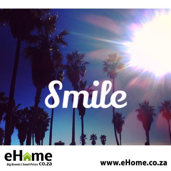 Use this day you were given to embrace all the things you are privileged to have around you, there is so much to smile about! Wishing you all a fantastic Sunday from eHome. #inspiration #lifestyle #family
