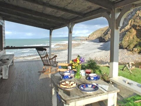 Remote English Seaside Rental Cottage From The Movie Half Light With Demi Moore Romantic Cottage Beach Cottage Style Beach Cottages