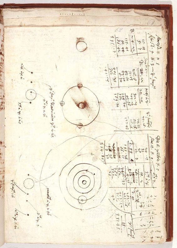 astronomy sketch galileo - photo #26
