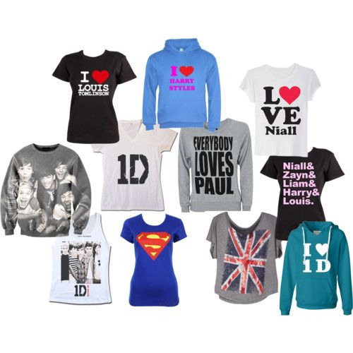 One Direction this will be my closet