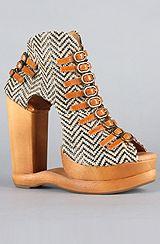 Jeffrey Campbell Springer Shoe #shopcade #fashion #karmaloop #style #jeffreycampbell