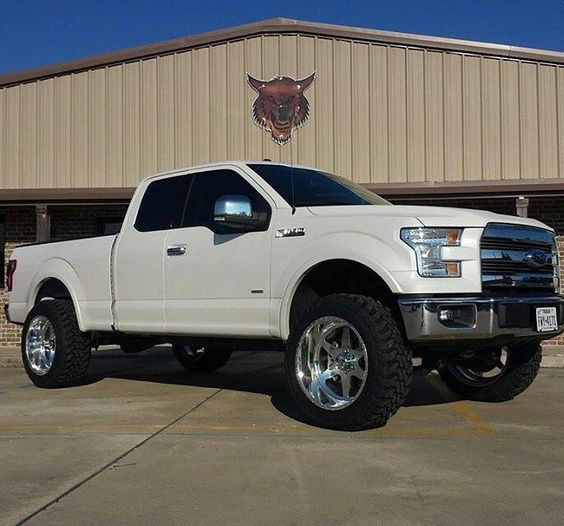 Elder Ford Of Tampa Home: Performance ATV, Bridge City, Texas. Ford F-150 Supercab
