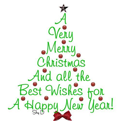 merry christmas and happy new year 2016 images blessings