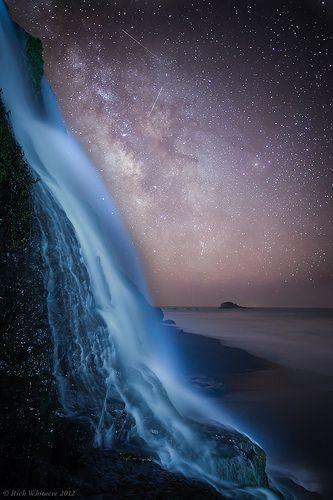 Alamere Falls | Point Reyes National Seashore | Marin County | California