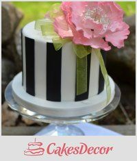 Cakes Decor Theme: Stripes - CakesDecor