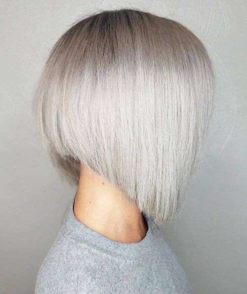 33 Hottest A Line Bob Haircuts You Ll Want To Try In 2020 Long Layered Bob Hairstyles Line Bob Haircut Bobs Haircuts