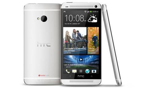 The new flagship HTC One is now available for preorder at all major German online retailers, the HTC One costs around EUR 679.00 in trade