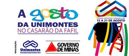 A gosto da Unimontes abre as portas do Casarão da Fafil com exposições e oficinas