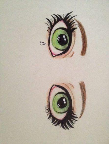 42 Ideas Drawing Cartoon Eyes Disney For 2019 Drawing In 2020