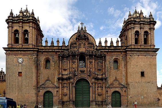 Iglesia de Cusco
