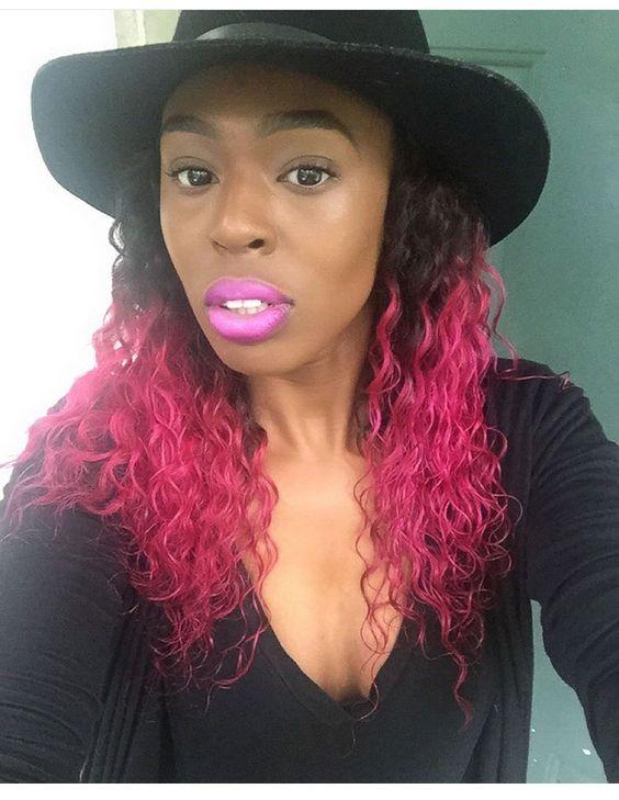 Pink Hair #pinkhair