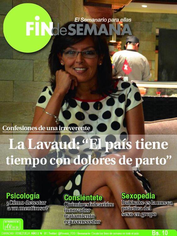 El primero de los muchos retos que vienen  de la mano @6toPoderweb Fin de Semana, el Semanario para ellas @melavaud pic.twitter.com/jf3qQjKPkU
