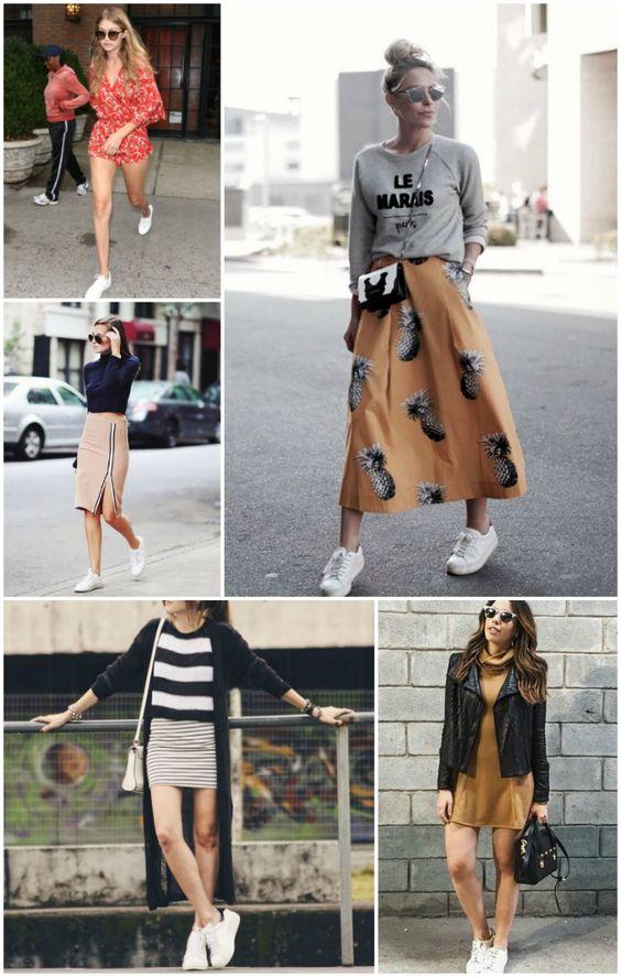 Combinando com tênis branco | Vem conhecer modelos similares e DISPONÍVEIS para comprar | luvmay.com.br