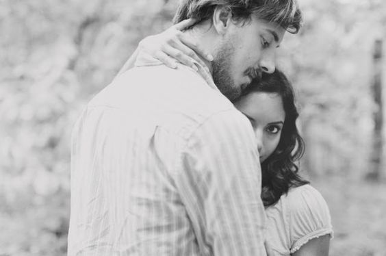 Engagement Photography from Great Falls Park in McLean Virginia