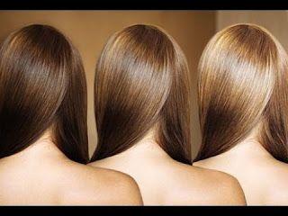 blondir ses cheveux avec spray claircissant cheveux brun naturel base de la camomille - Eclaircissant Cheveux Colors
