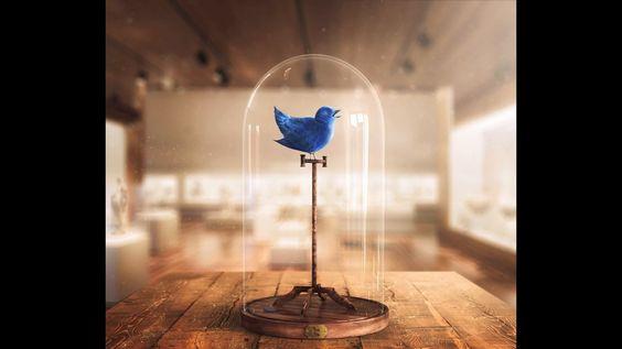 Antique Internet - Twitter