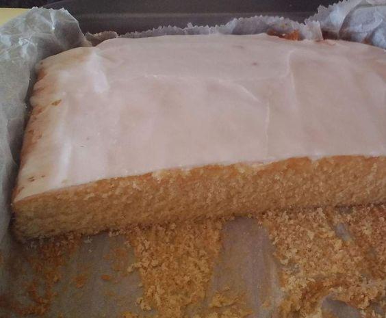 Rezept Zitronenkuchen/ Orangenkuchen von s-hasi86 - Rezept der Kategorie Backen süß
