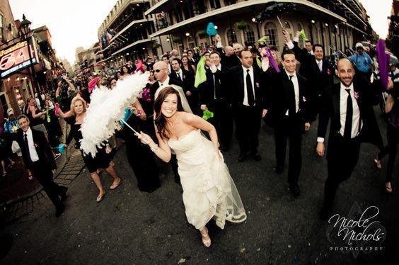 Mardi Gras Wedding: Nolaweddings Secondline, Blog Weddings, Wedding Ideas, Planning Weddings, Dream Wedding, Nola Wedding, Destination Weddings