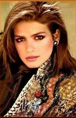 """Gia Marie Carangi  Birth: Jan. 29, 1960  Death: Nov. 18, 1986    Fashion Model. She was one of the first of the """"Supermodels,"""" and was portrayed in a television movie, """"Gia"""" (1998) by actress Angelina Jolie, about her life and death."""