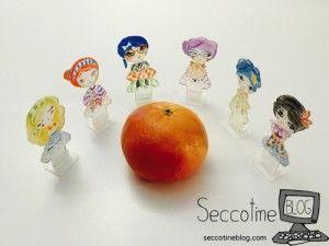 """Atelier figurines de DJECO. Revue de l'activité """"plastique magique"""" de DJECO"""