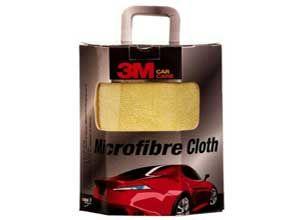 3M Car Care Microfibre Cloth At Rs.199