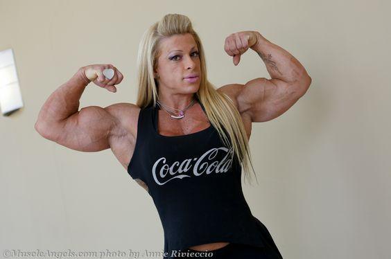 Anne Freitas Biceps Pinterest Posts Big Girls And Girls