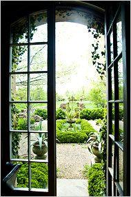 Ah gardens....