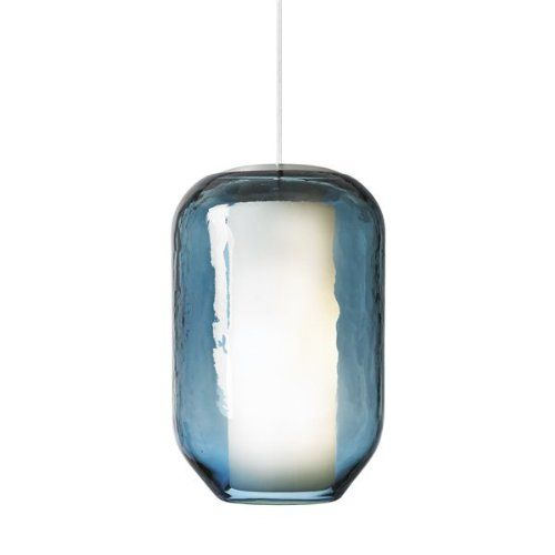 LBL Lighting LF594BUSC2D Mason 1-Light 120-volt Mini-Pendant, Steel Blue Art Glass Shade with Satin Nickel Finish LBL Lighting http://www.amazon.com/dp/B0050JPDCQ/ref=cm_sw_r_pi_dp_Lm-5tb0CBMN9K  v  @264
