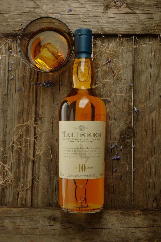 Talisker single malt whisky