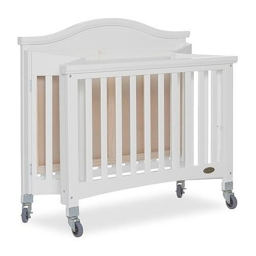 Baby Cot Foldable Wooden Baby Beds Baby Cot Hotel Use Folding