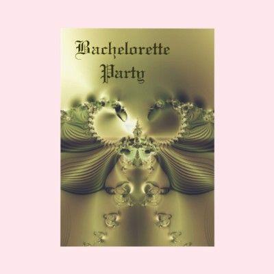 Bachelorette Party Custom Invitation $1.70per invite