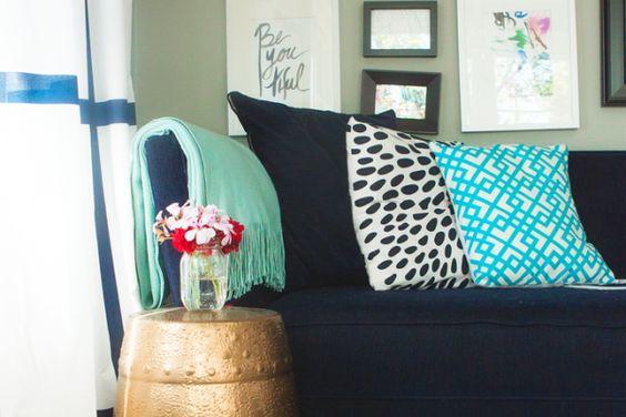 5 ideias para decorar a sua casa {clique na imagem}