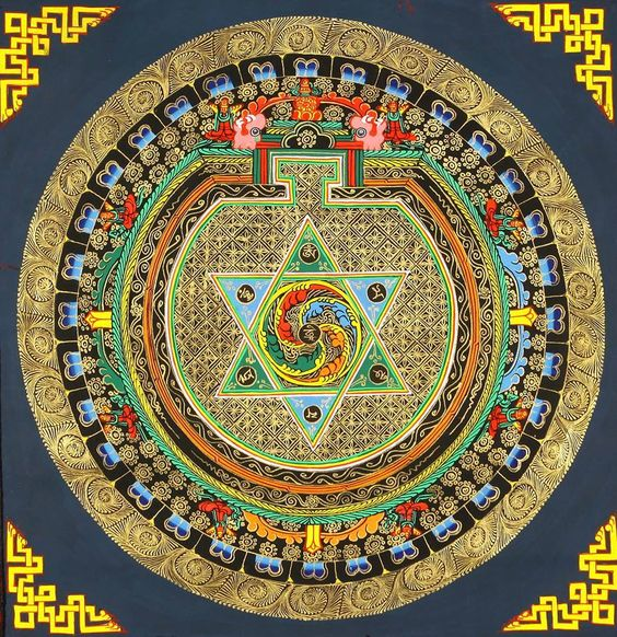 """""""It particularly represents the divine union of the male and female, Two-in-one, which it is destined to bring about on all planes—negative and positive, material and spiritual, head and heart, spirit and soul, intellect and intuition, male and female; the marriage.""""- Manly P. Hall"""