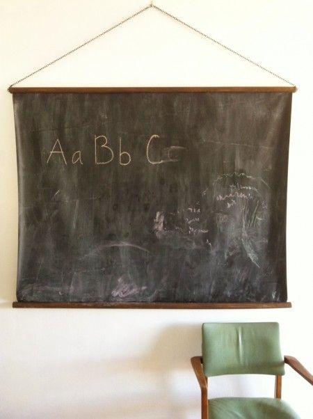 Vintage Chalkboard DIY
