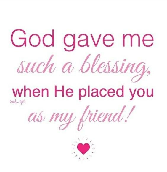 Thank You For Your Beautiful Friendship Sweetness God Bless