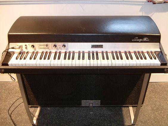 Fender Rhodes 73 - Suitcase Model