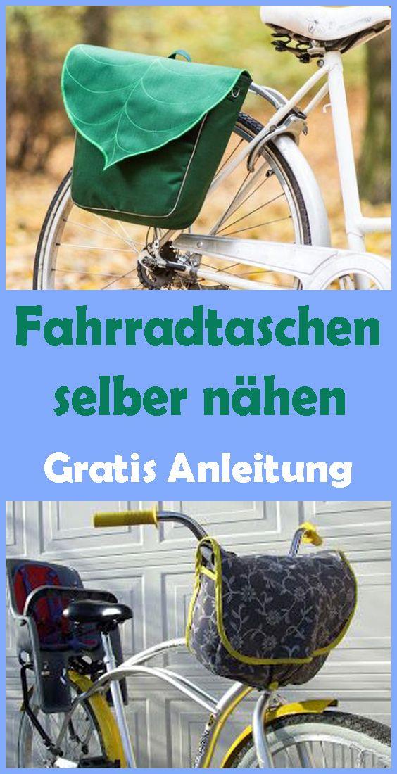 Cooles Fahrrad noch cooler machen? | Freebook tasche