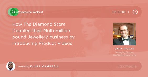 2x eCommerce Podcast Episode 01: Learn from Fast Growing 7-8 Figure Online Retailers and eCommerce Experts. Subscribe via iTunes, Stitcher and SoundCloud