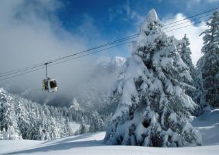 Ax 3 domaines, una estación de los Alpes en pleno Pirineo!