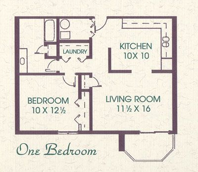 small house floor plans under 800 sq ft