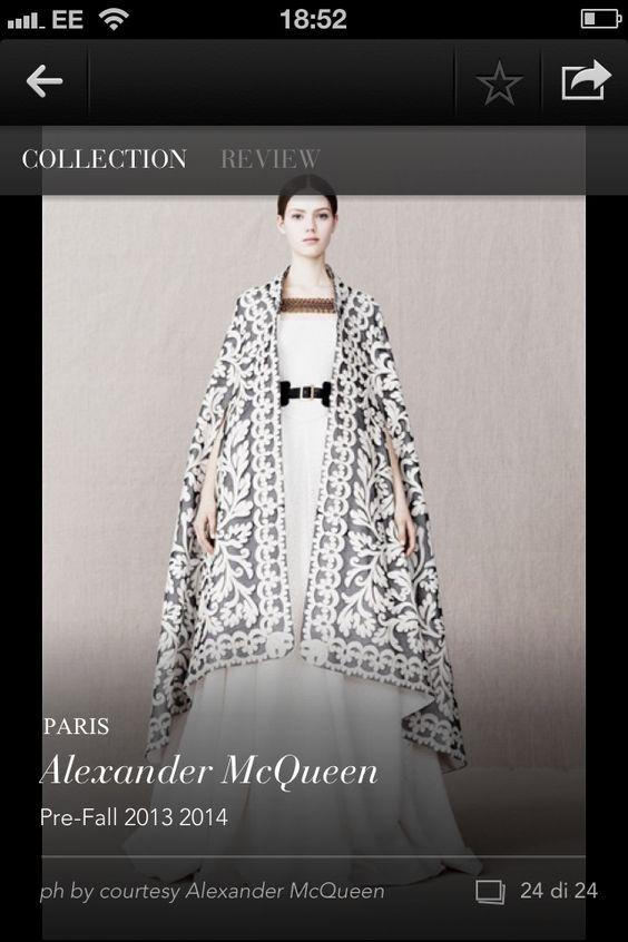 .mcqueen /cape love