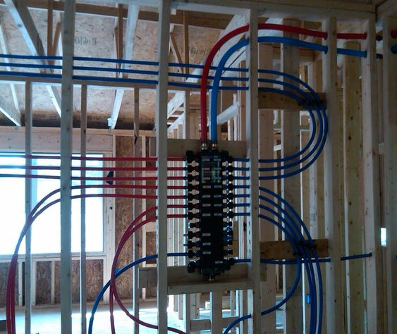 Best pex plumbing manifold google search plumbing for Should i buy a house with polybutylene pipe