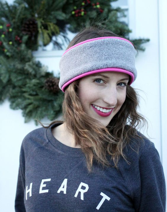 Super-Cute Earwarmer Headband in Three Styles