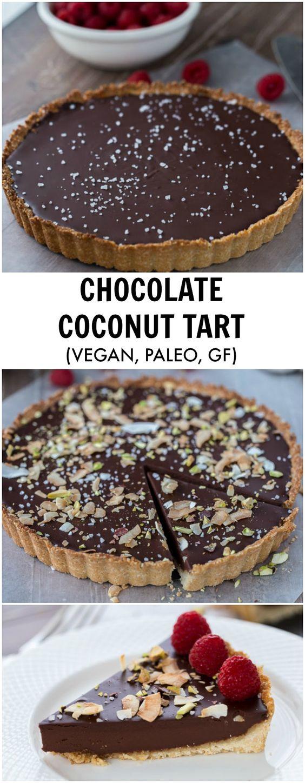 Tarts, Coconut tart and Coconut on Pinterest