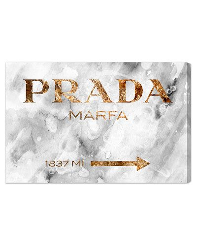"""Some of you have to get in on this: """"Marfa 1837"""" by Oliver Gal"""