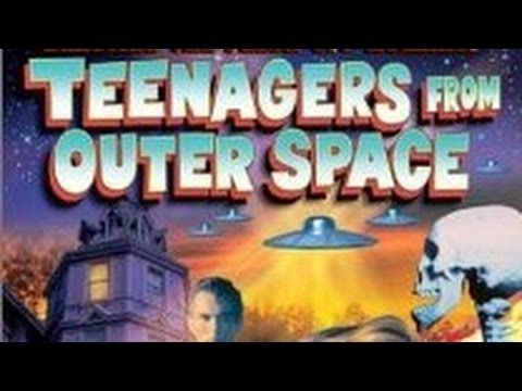 Teenagers from outer space full length sci fi movies for Outer space movies