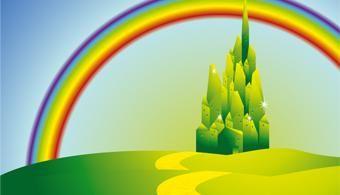 Status: Em um relacionamento sério com um livro.: Wizard of Oz by L. Frank Baum