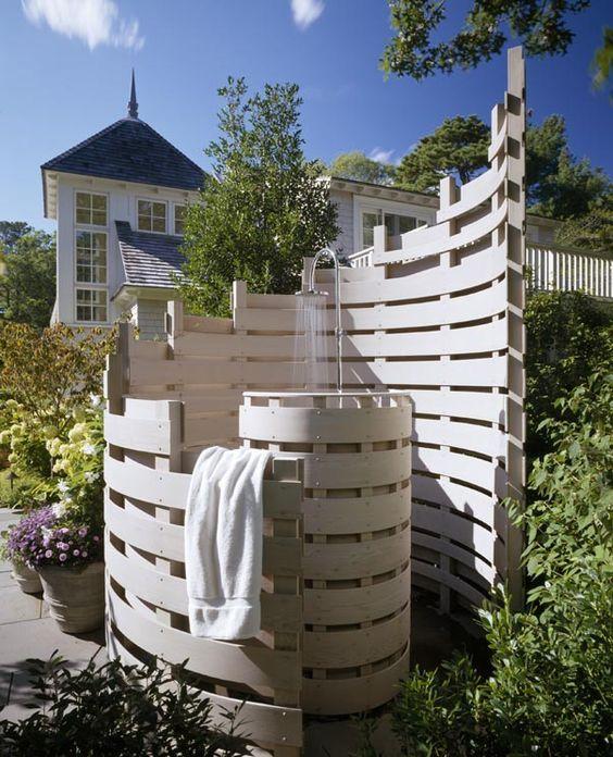 Pin Von Wd Schimming Auf Hummingbird Shower Gartendusche Gartenpools Outdoor Dusche